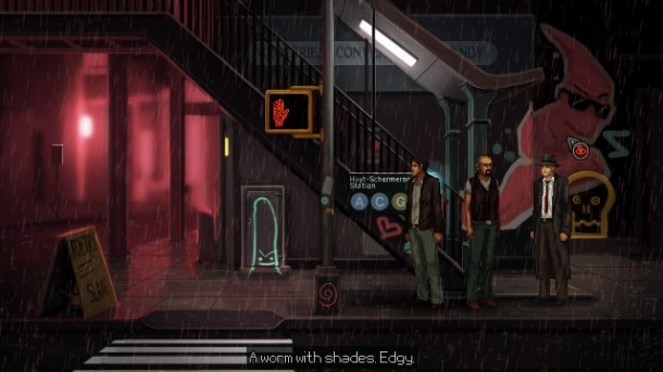 Edgy Worm | Unavowed