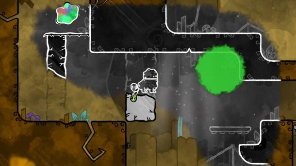 Backworlds | Underground area