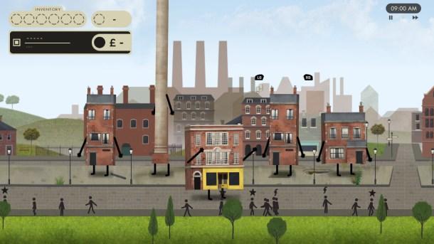 Buildings Have Feelings Too! | Merge Games at PAX