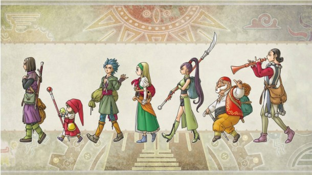 Dragon Quest XI Featured Image