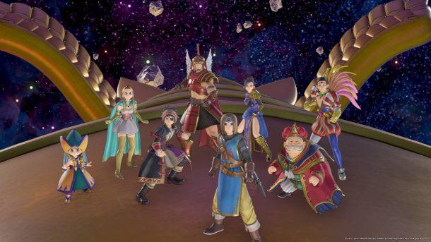 Dragon Quest XI True Ending