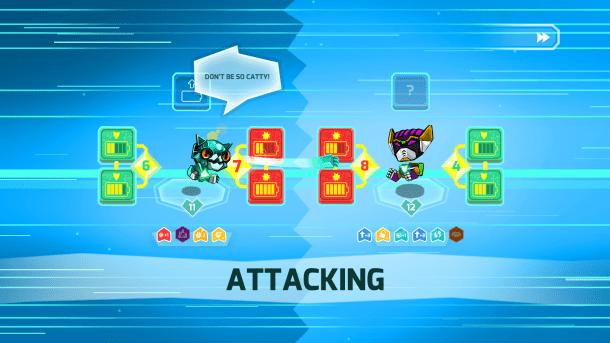 Insane Robots | Attacking