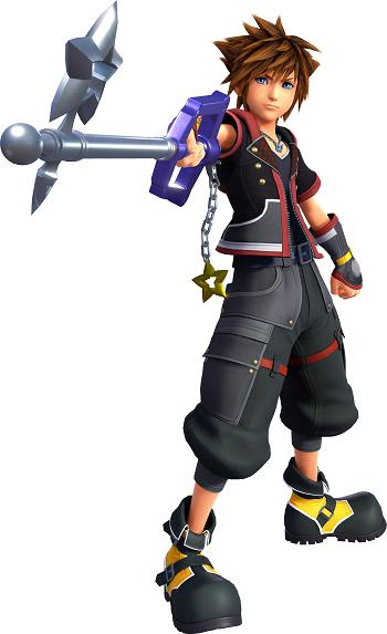 oprainfall | Kingdom Hearts III