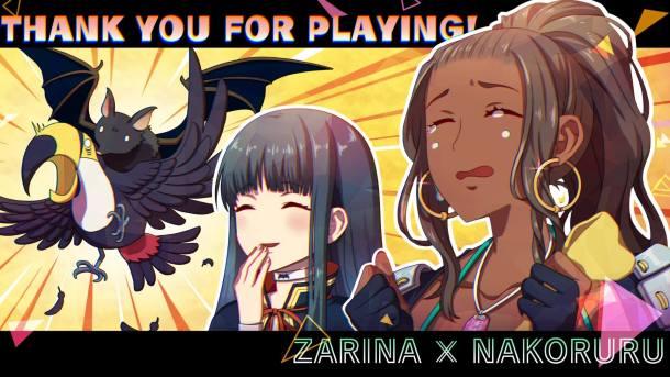 Nakoruru SNK Heroines Tag Team Frenzy