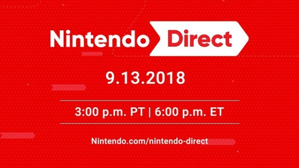 Nintendo Direct | Date & Time
