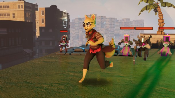 The Endless Mission | Cat and pixels