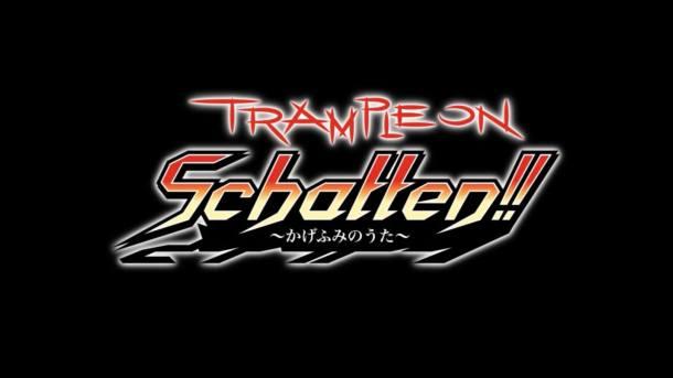 Trample on Schatten!! Title Screen