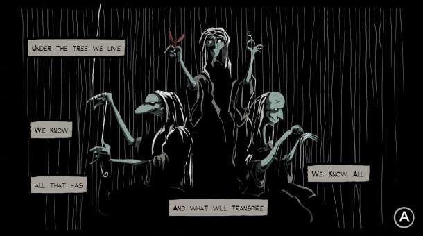 Fimbul | Comic cutscene