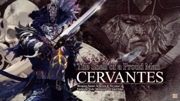 SOULCALIBUR VI | Cervantes Reveal