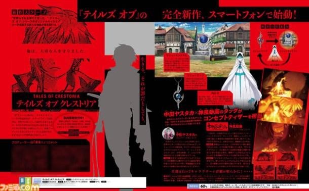 Tales of Crestoria | Famitsu