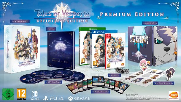 Tales of Vesperia: Definitive Edition | Premium Edition