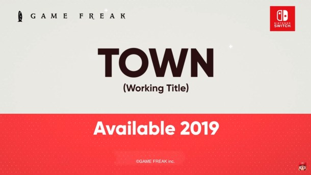 Town | 2019 Release