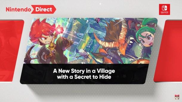 Town | Nintendo Direct