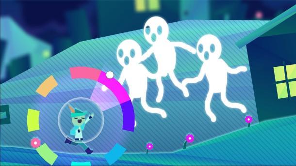 Wandersong   Ghost combat