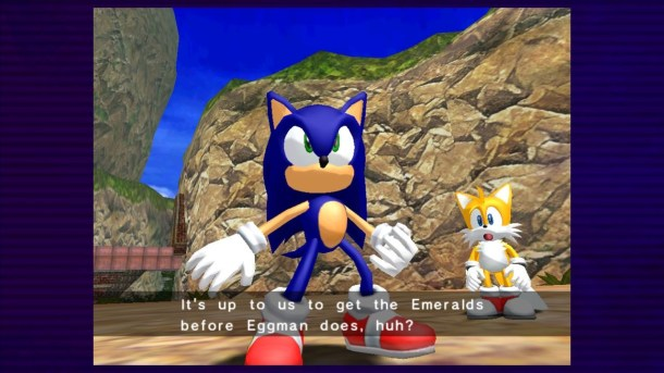 Sonic Adventure DX HD