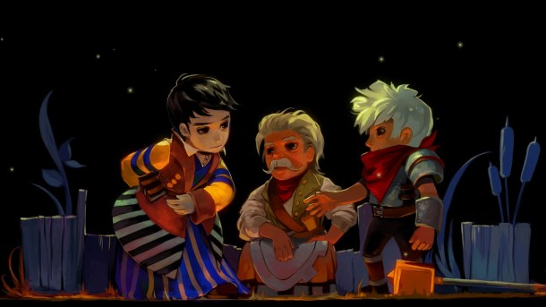 Bastion | characters