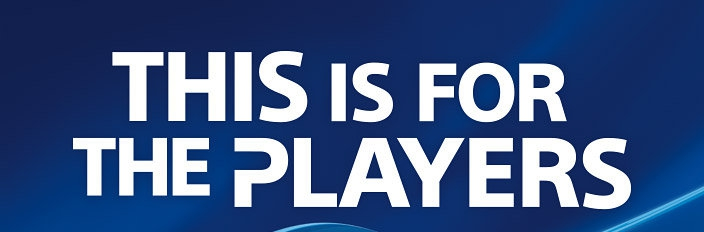 "Sony ""This is For The Players"""