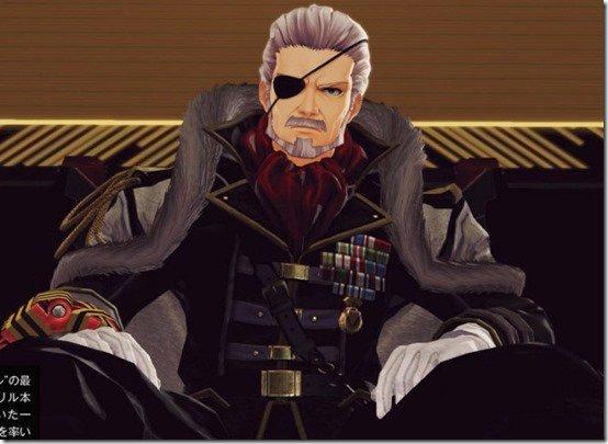 God Eater 3 | Former Commander of Gleipnir