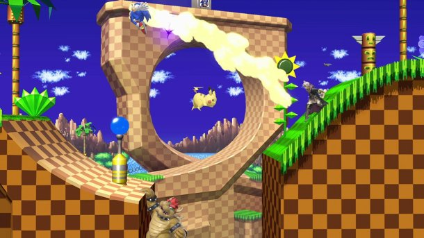 Smashing Saturdays | Green Hill Zone