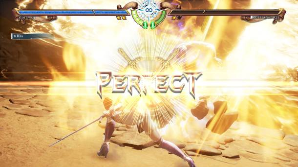 Soul Calibur VI | Perfect