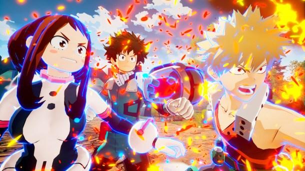 Nintendo Download | My Hero One's Justice