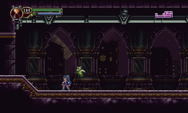 Timespinner | Familiar Meyef