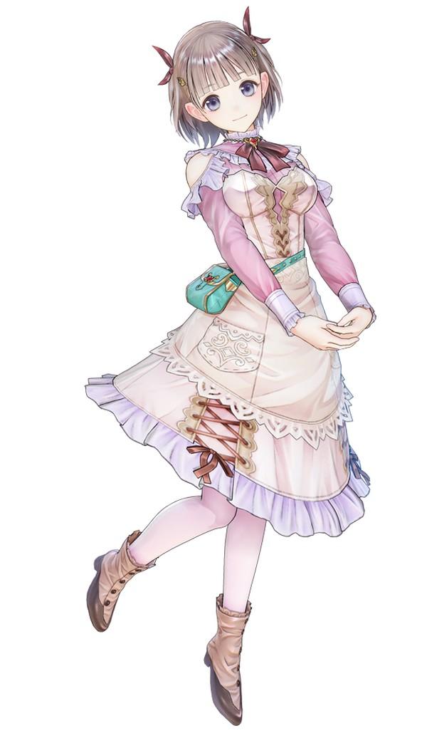 Atelier Lulua | Eva Model