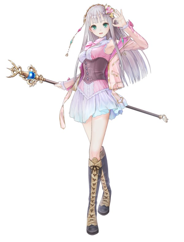 Atelier Lulua The Scion Of Arland Heads West For Ps4