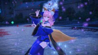 Fate/Extella Link | PC Tamamo Combat 1