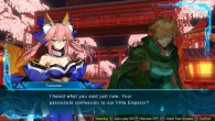 Fate/Extella Link | Switch Dialogue 1