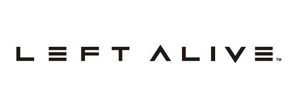 LEFT ALIVE | Logo
