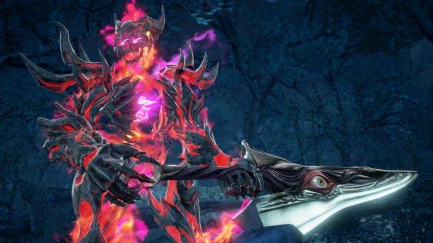 Soulcalibur VI   Inferno in-game