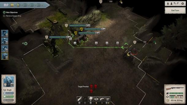 Achtung! Cthulhu Tactics | Combat
