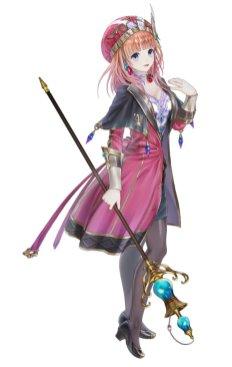Atelier Lulua - The Scion of Arland | Rorona
