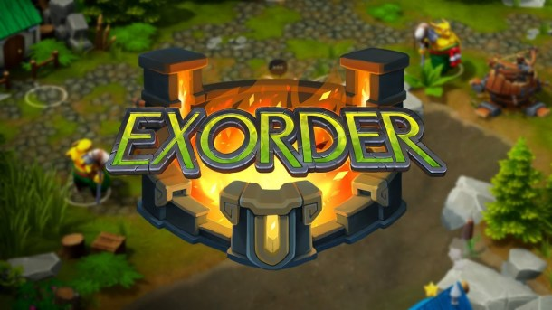 Exorder | Logo