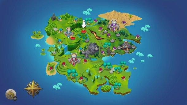 Exorder | Map