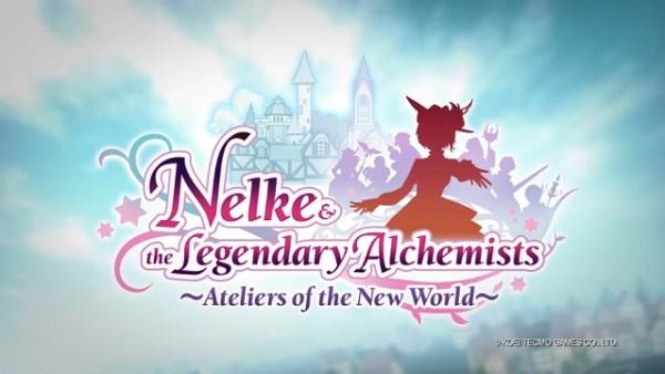 Nelke & the Legendary Alchemists | Logo