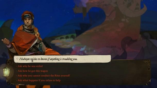Pyre | Convos and Choices