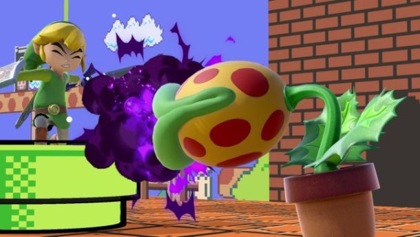 Smashing Saturdays | Piranha Plant