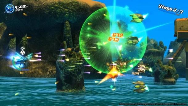 oprainfall | Stardust Galaxy Warriors: Stellar Climax screenshot