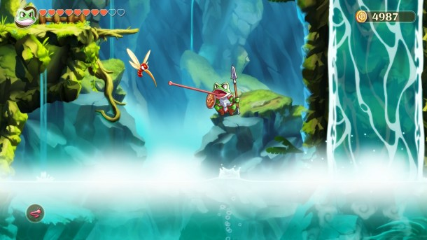 Nintendo Download | Monster Boy and the Cursed Kingdom