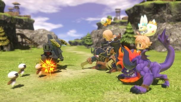 Nintendo Download | World of FF Maxima