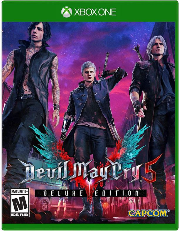 Devil May Cry 5 | Deluxe Edition, Xbox One