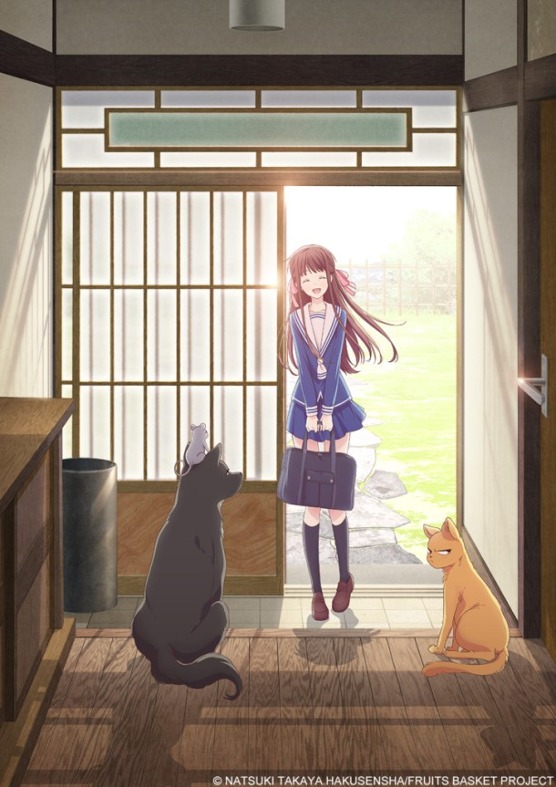 Fruits Basket | Teaser Visual 1