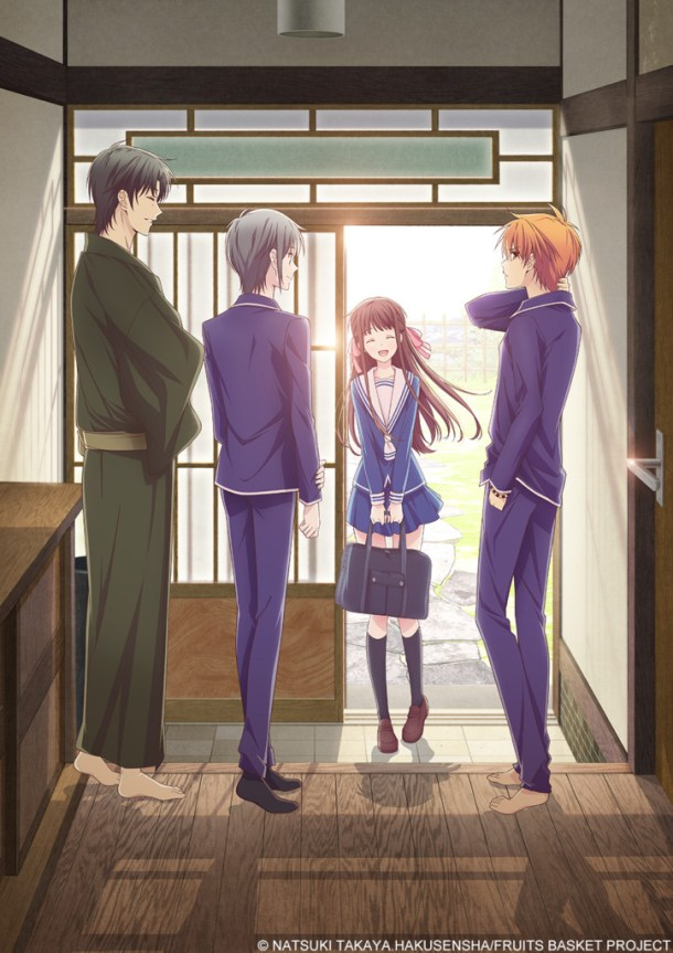 Fruits Basket | Teaser Visual 2