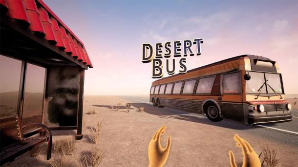 Desert Bus VR | Opening