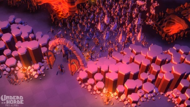 Undead Horde Screen