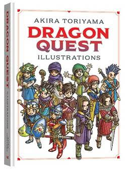 Dragon Quest Illustrations: 30th Anniversary Edition via Viz Media