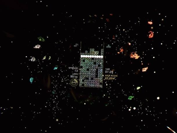 Tetris Effect | Deep Space