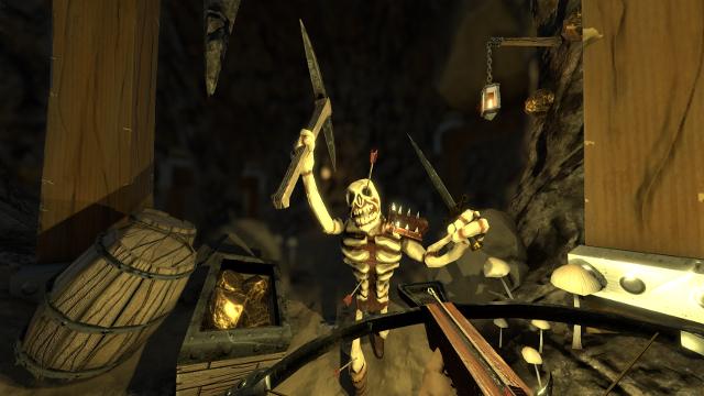 Crimson Keep | Crossbow Skeleton